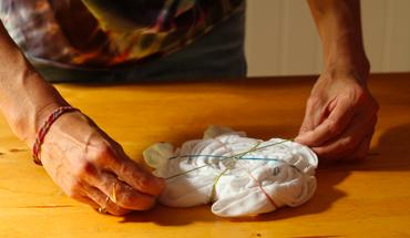 savoir-faire tye and dye pliage
